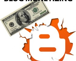 Blog Monetizing