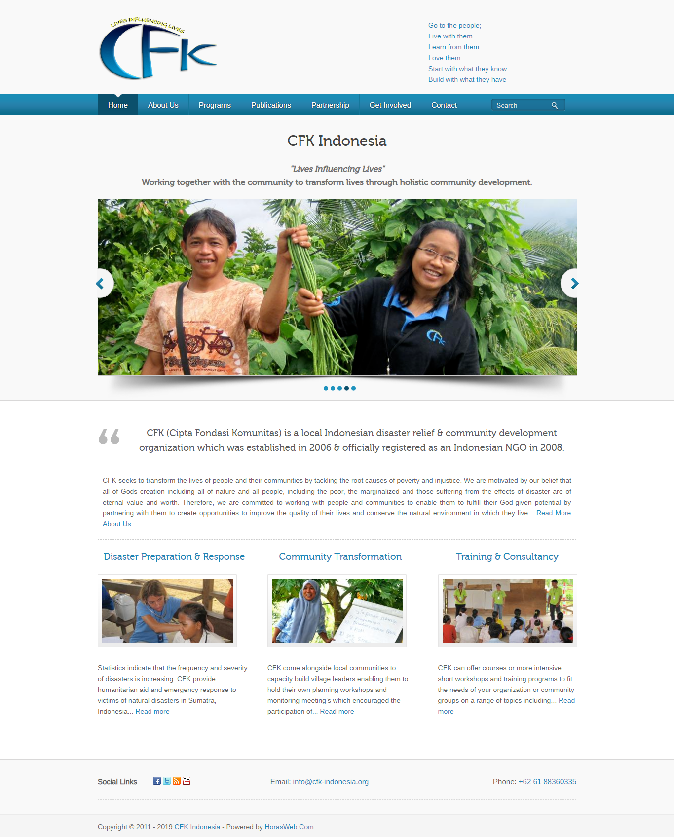 Cfk-Indonesia.org