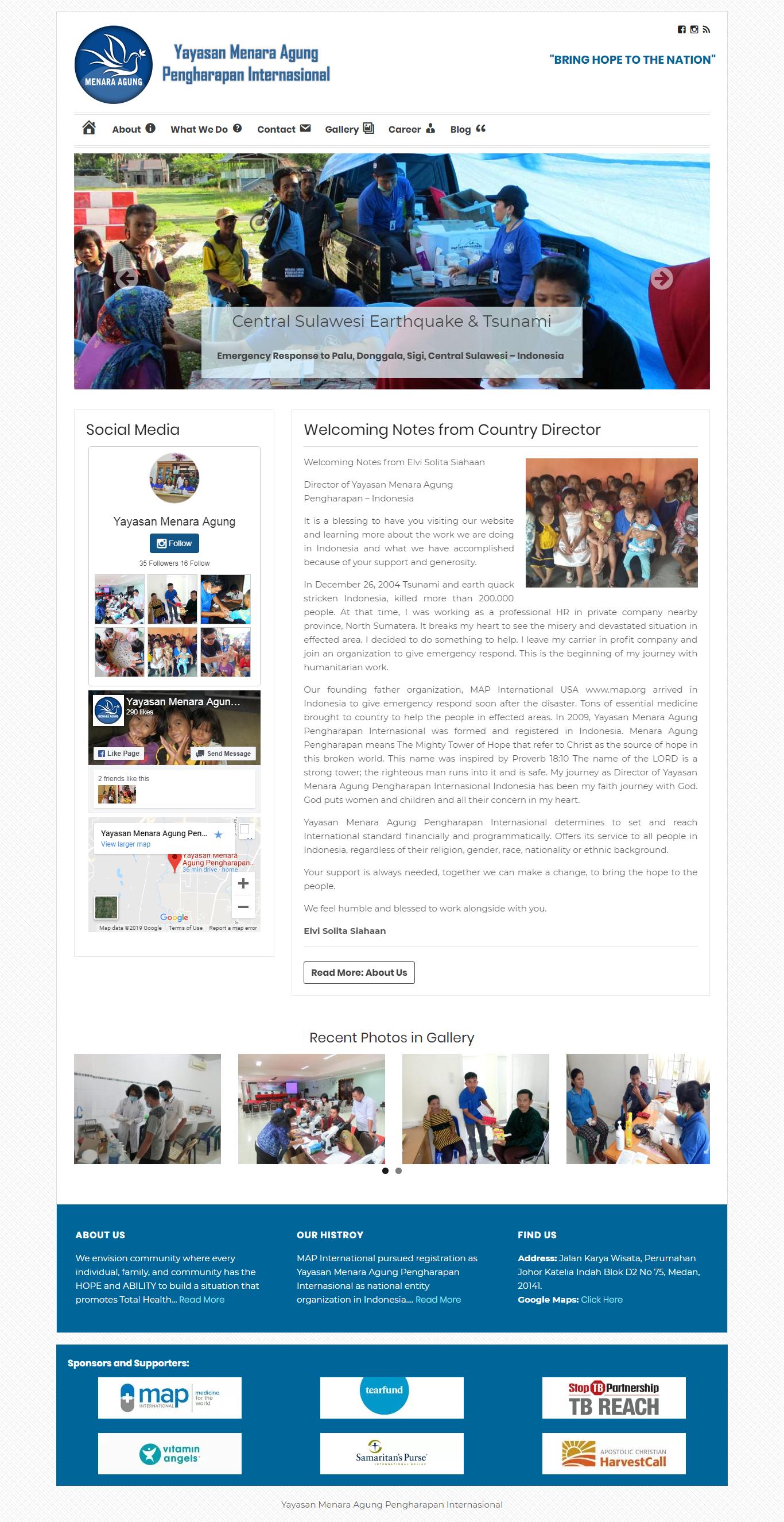 YayasanMenaraAgung.org